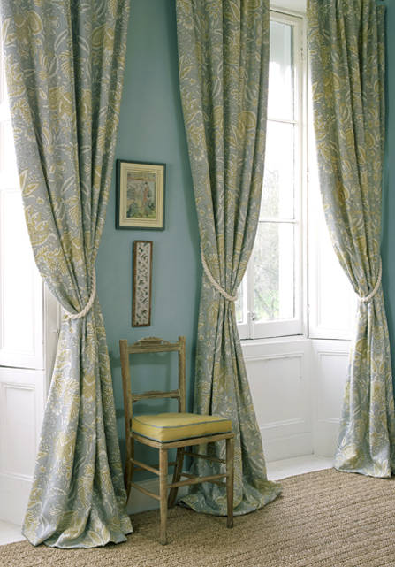 curtain panels eclectic home decor ideas blue room decorating french