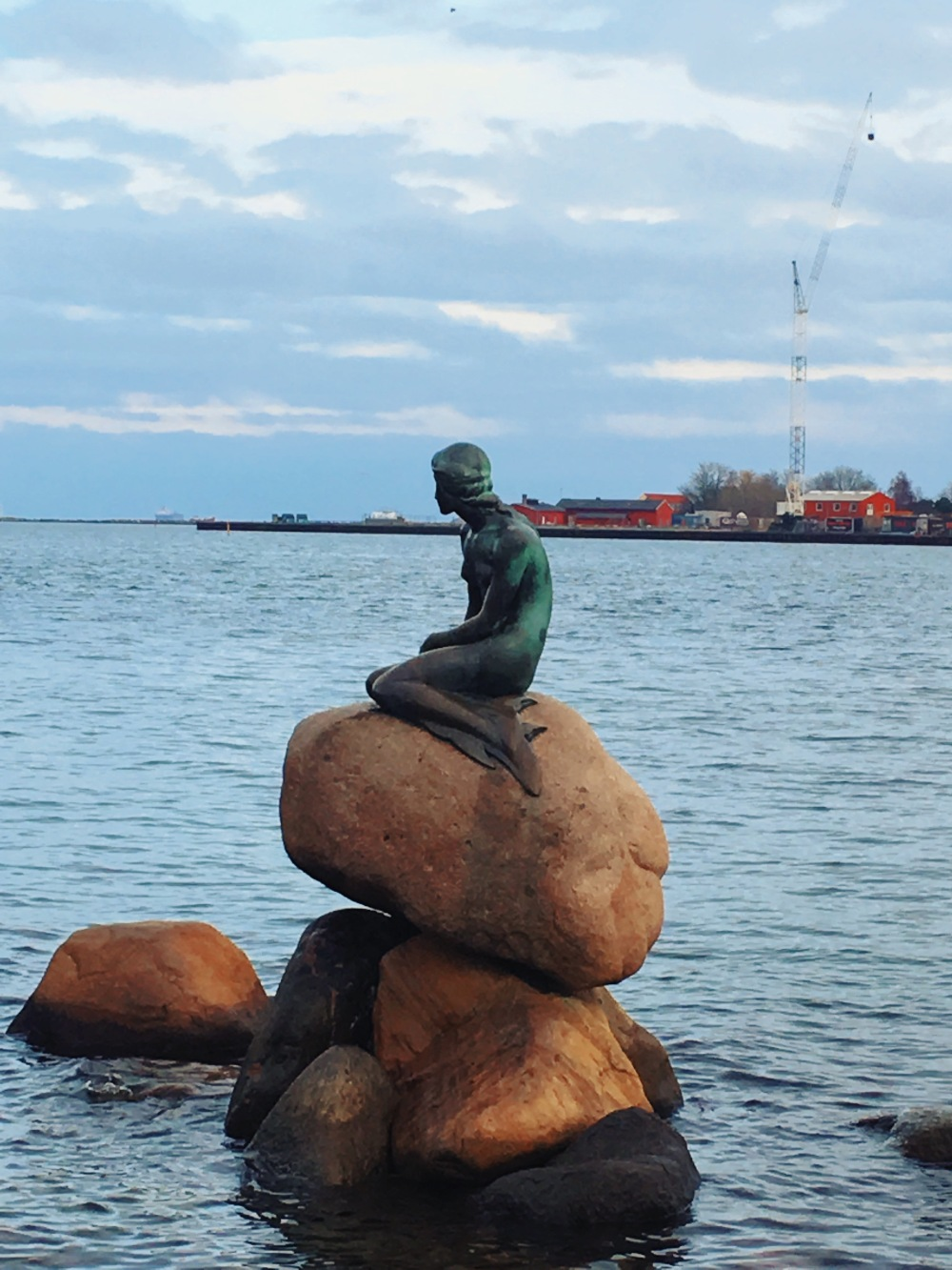 Den Lille Havfrue, The Little Mermaid, Copenhagen